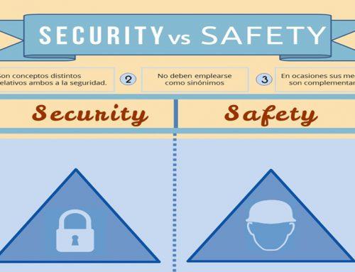 Security & safety; enfoques diferentes de la seguridad