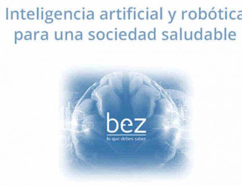 Inteligencia artificial, robótica y salud.
