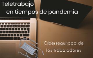 Ciberseguridad de los teletrabajadores